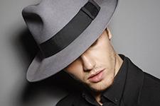 Шляпа CHRISTYS арт. CLASSIC cso100019 (серый)